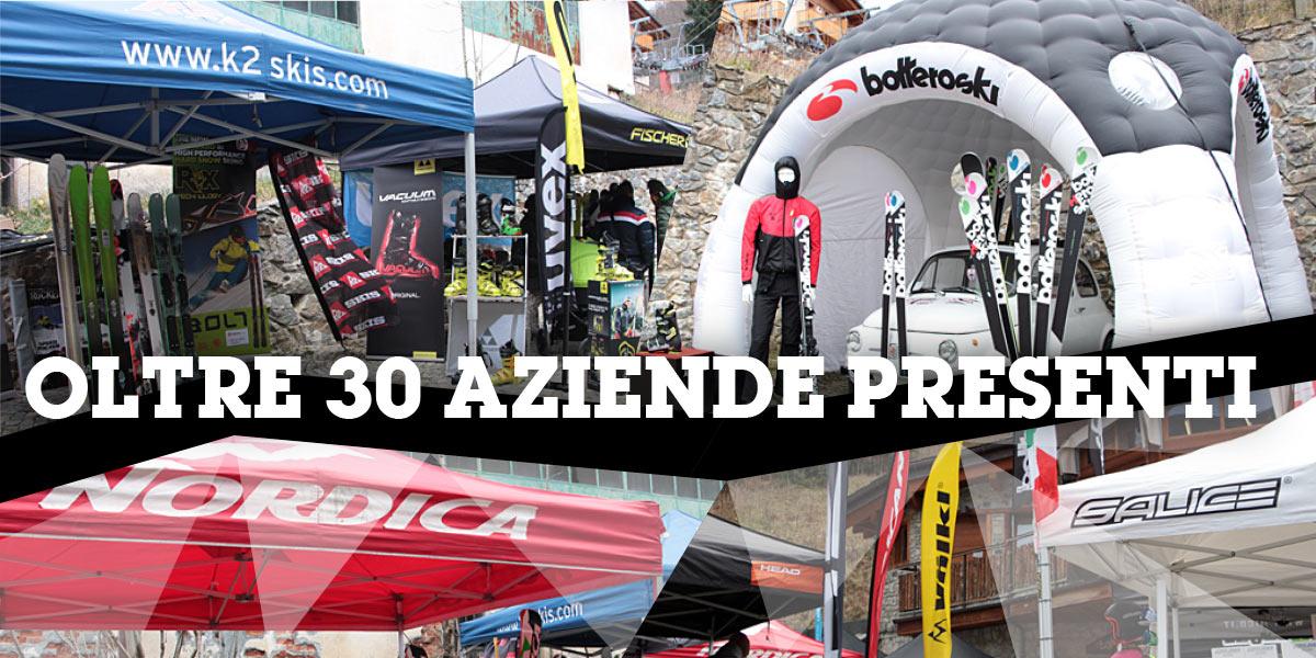 ski & bike expo botteroski aziende presenti