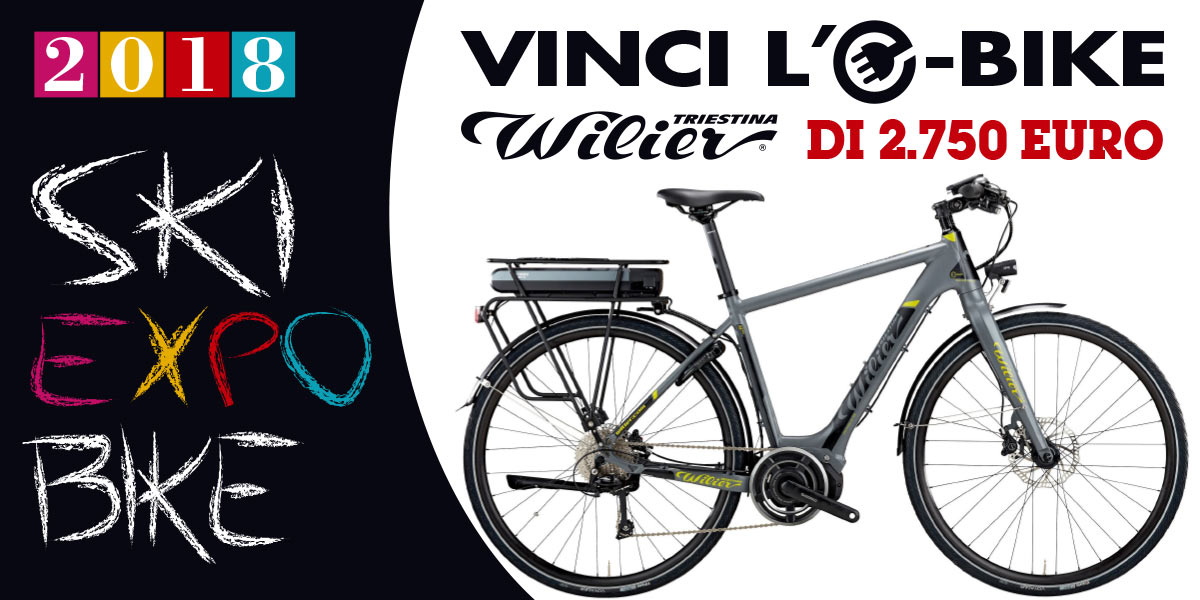 ski & bike expo vinci wilier triestina