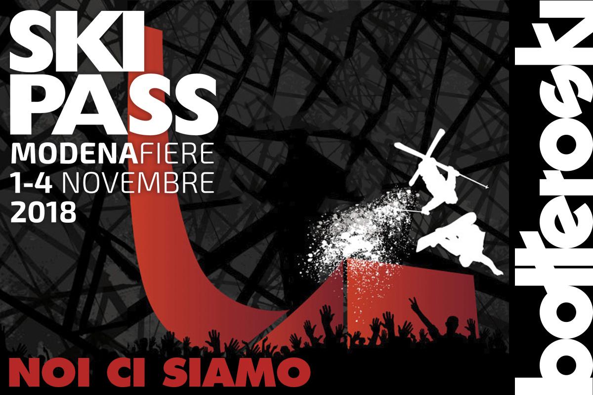 Modena Ski Pass: anche quest'anno Bottero Ski c'è!