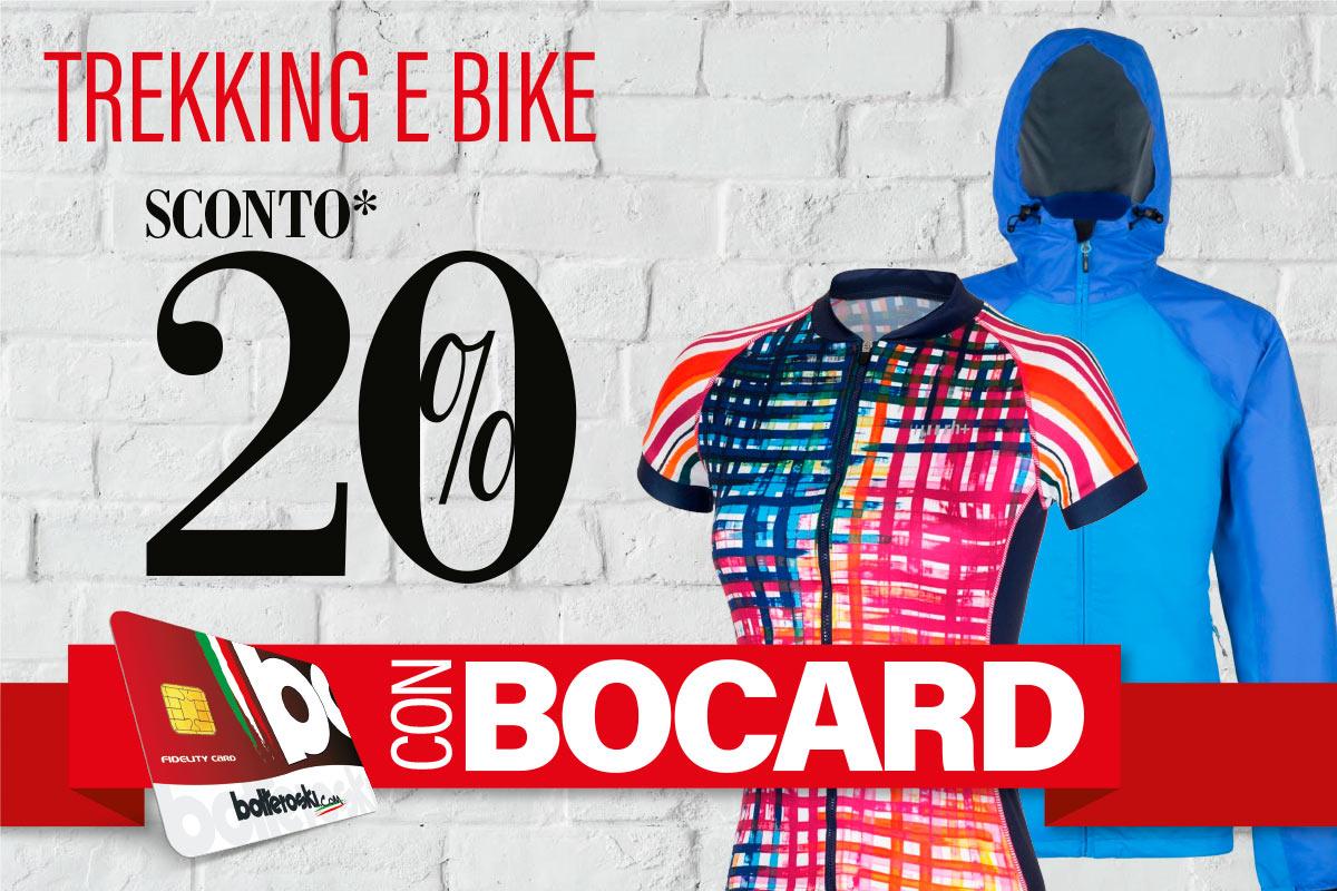 Nuovi arrivi abbigliamento Trekking e Bike
