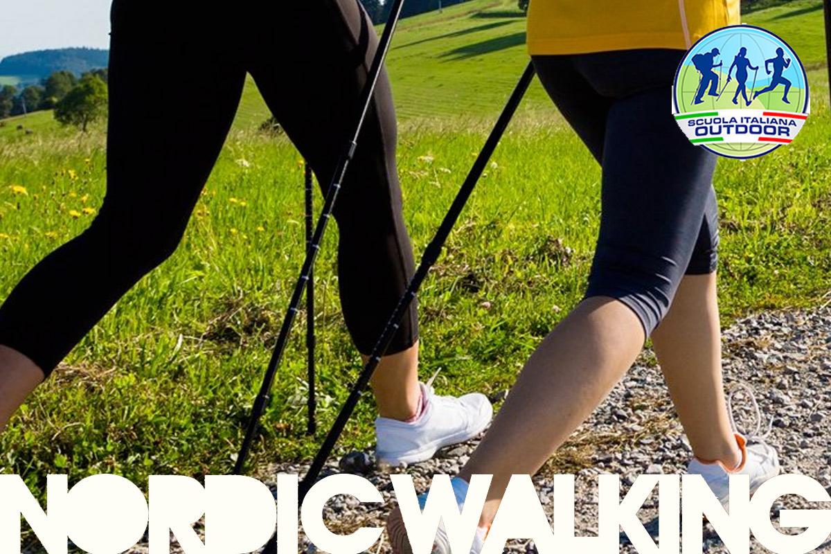 13 aprile, lezione gratuita di Nordic Walking a Borgo