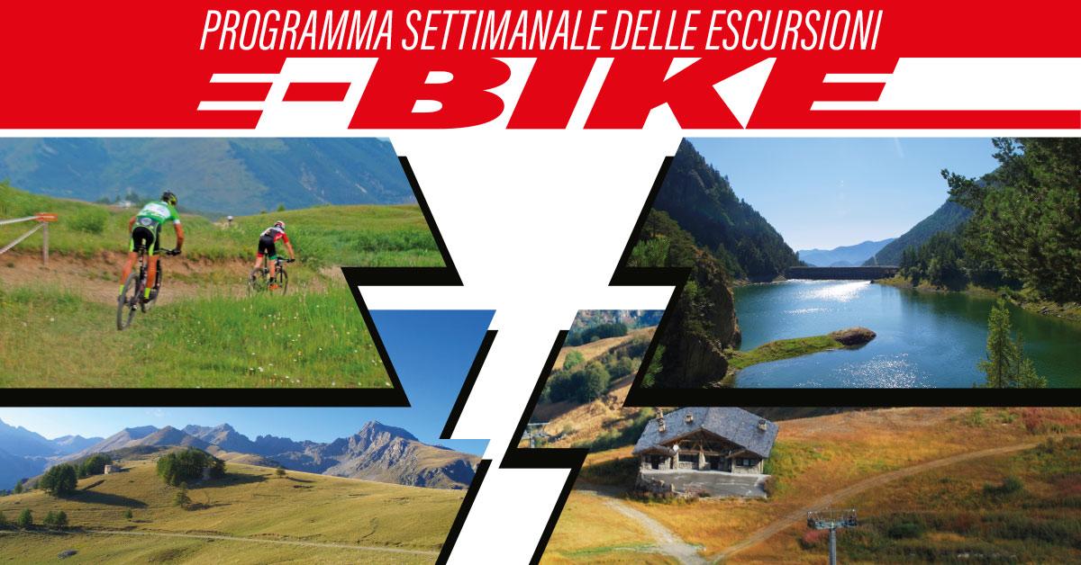 escursioni guidate e-bike