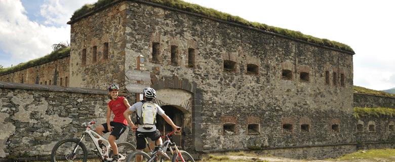 escursioni guidate e-bike - forti