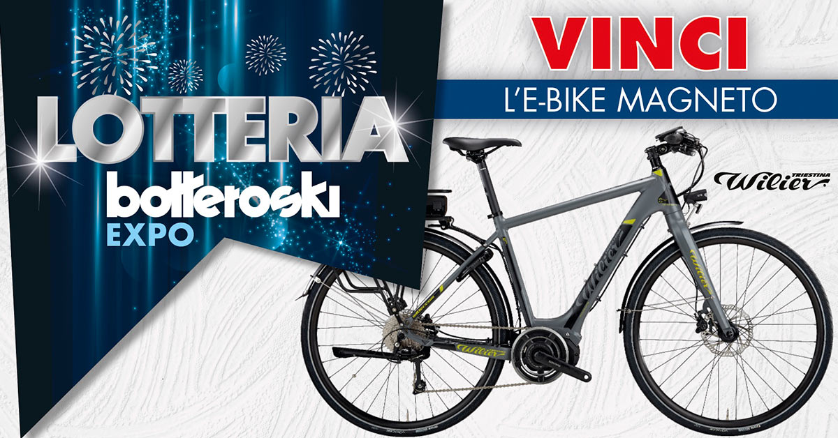 vinci la e-bike bottero ski