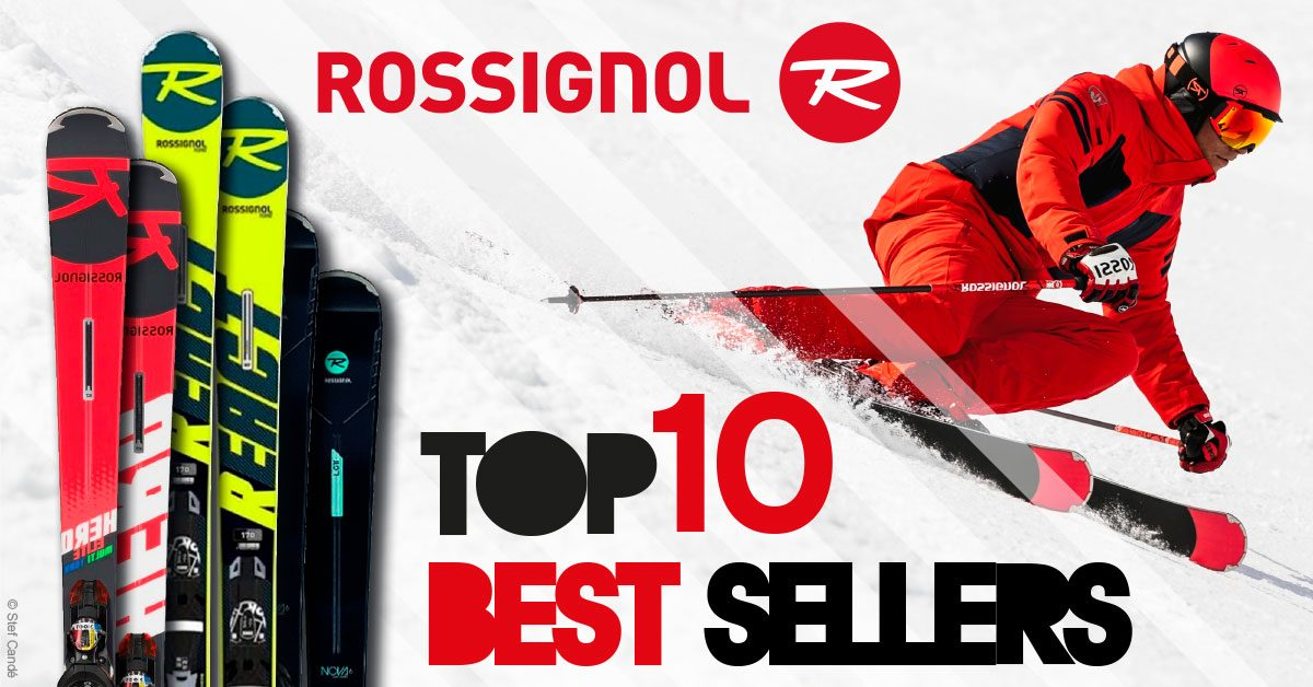 TOP 10: Rossignol best sellers