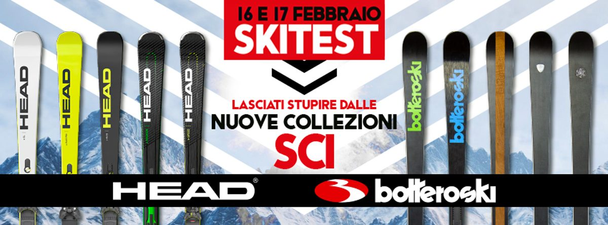 SKI TEST Head e Bottero Ski 2021