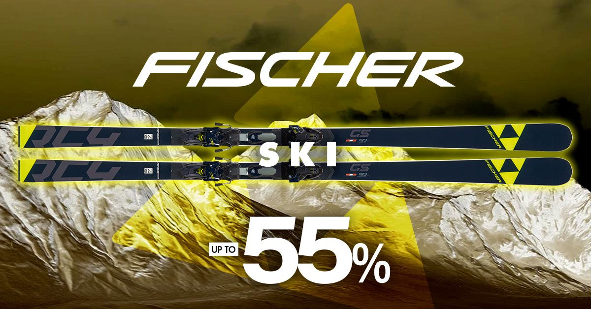 Fischer up to-55%!